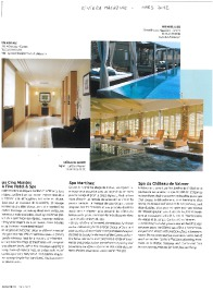 Riveria Magazine Spa