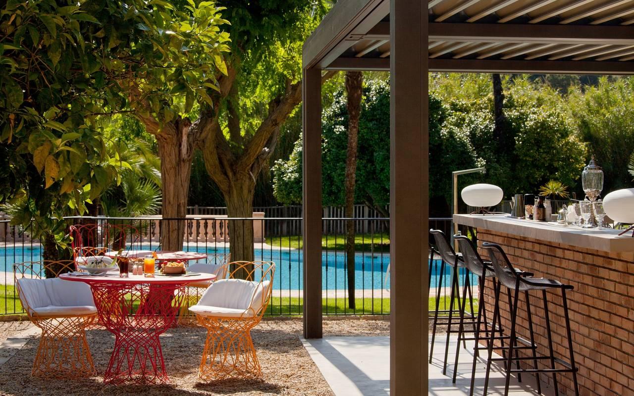 hotel luxe cote azur: